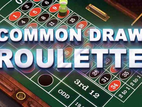 Common Draw Roulette by Betsoft