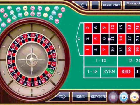 Micro Roulette by GameScale - Ultimate texas holdem
