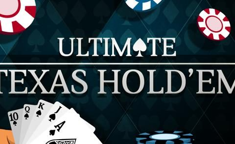 Ultimate Texas Holdem - legendary game for you